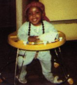 As a child in Brooklyn, NY